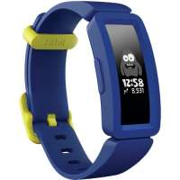 Часовник Fitbit Ace 2 Night Sky Neon Yellow FB414BKBU