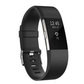 Часовник Fitbit Charge 2 Black Silver