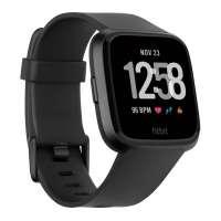 Часовник Fitbit Versa NFC FB505GMBK-EU
