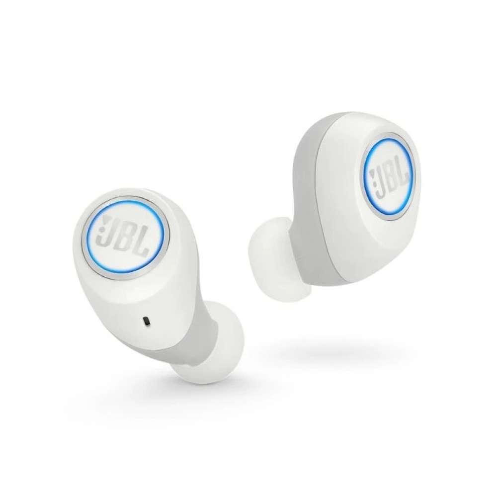 Слушалки JBL FREE X WHT Truly wireless in-ear headphones