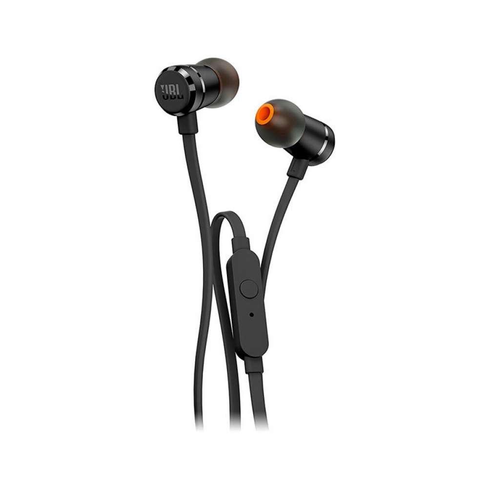 Слушалки JBL T290 BLK In-ear headphones
