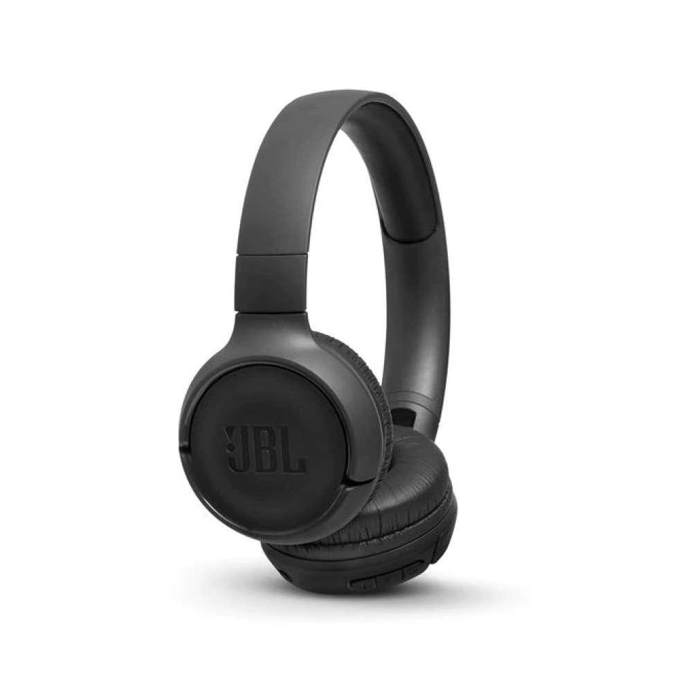 Слушалки JBL T500BT BLK HEADPHONES