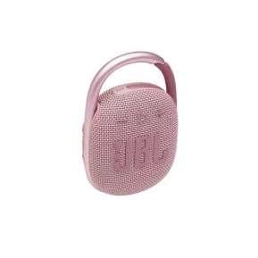 Тонколони JBL CLIP 4 PINK Ultra-portable Waterproof Speaker
