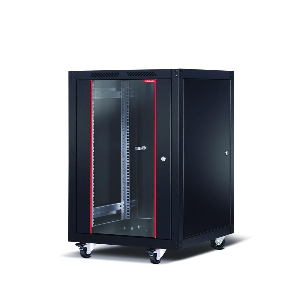 Комуникационен шкаф Formrack 19 Free standing rack 16U 600/800mm SLV-16U6080/BTA-16U6080