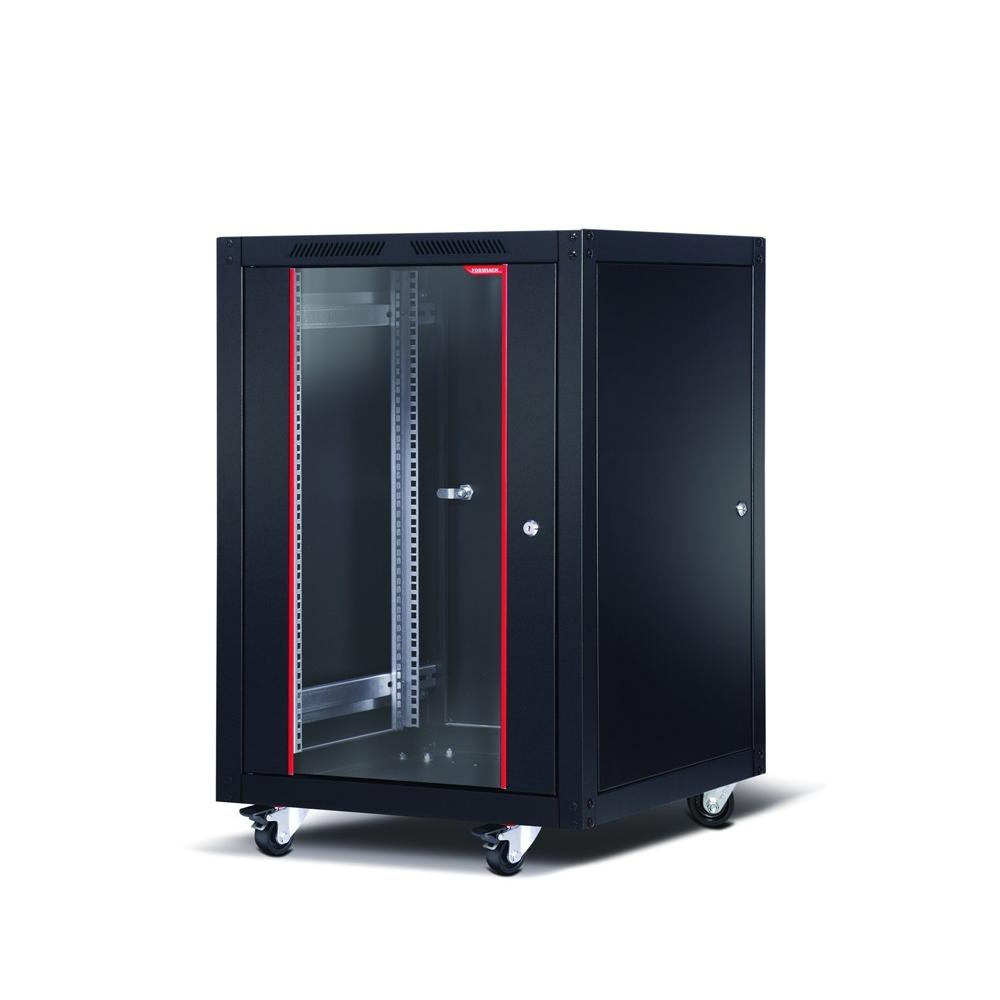 Комуникационен шкаф Formrack 19 Free standing rack 20U 600/1000mm SLV-20U60100/BTA-20U60100