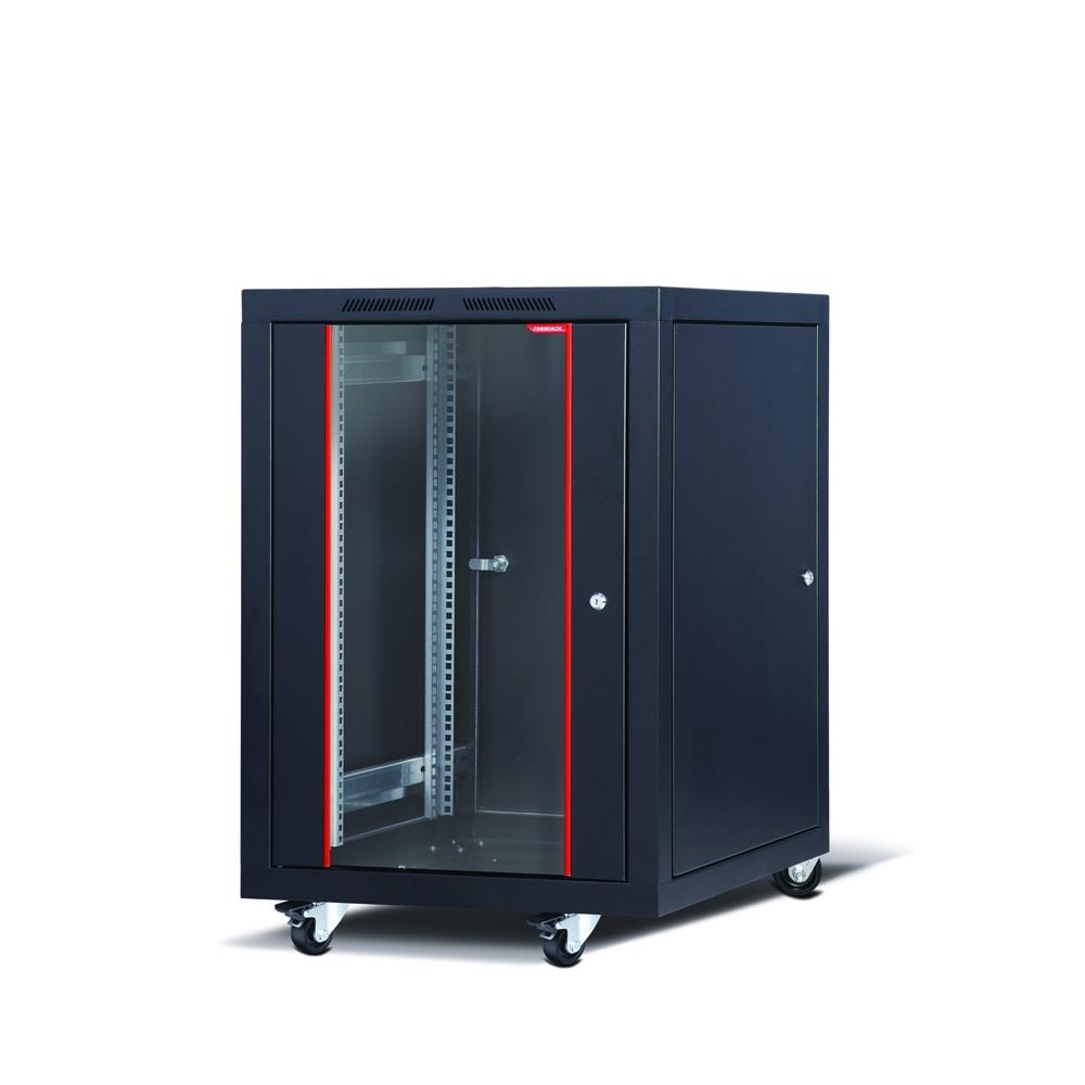 Комуникационен шкаф Formrack 19 Free standing rack 16U 600/1000mm GLD-16U60100/CSM-16U60100