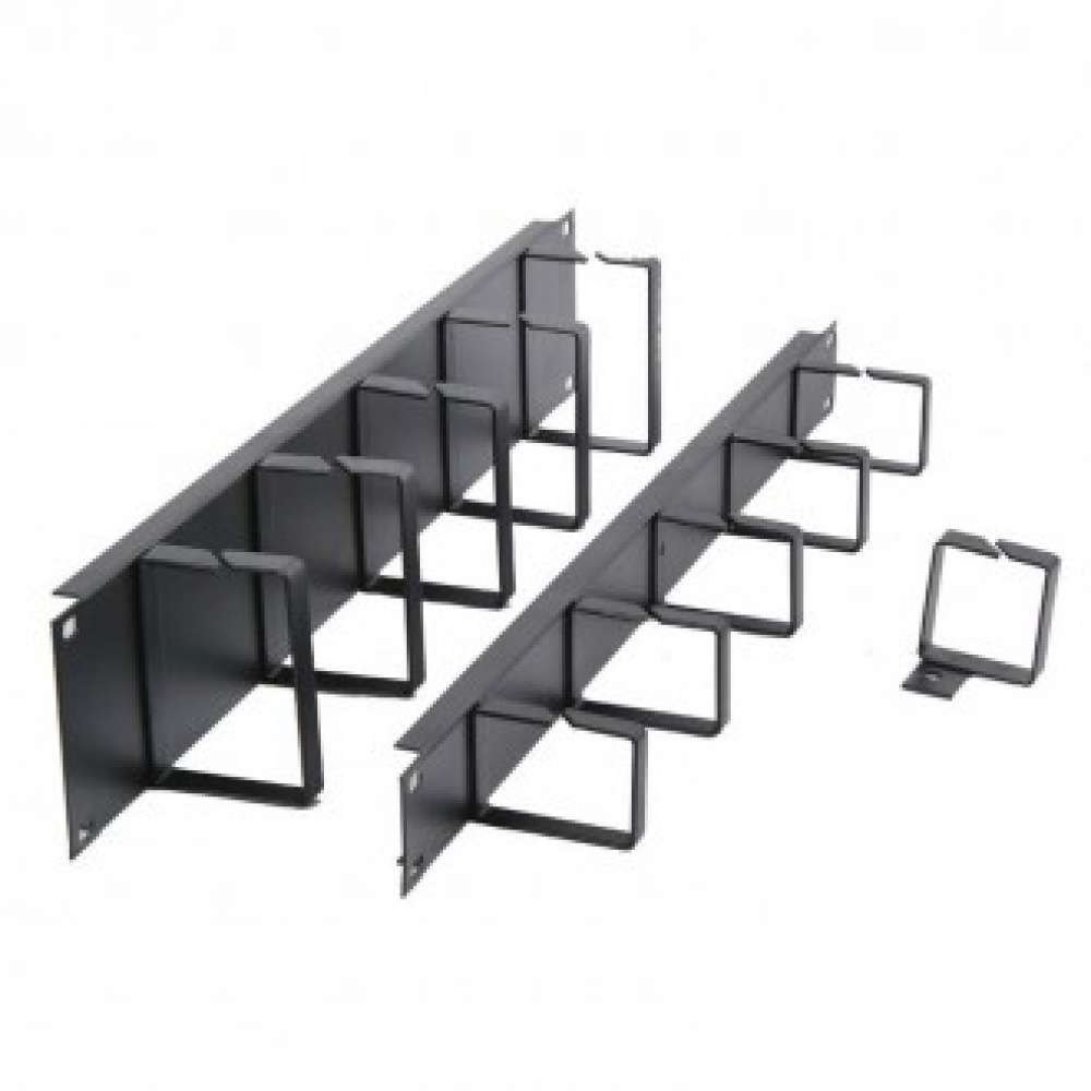 Аксесоар Formrack 19 2U Cable Management Panel with metal brackets F0565O2U