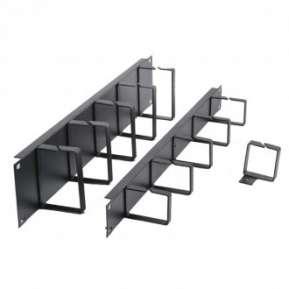 "Аксесоар Formrack 19"" 2U Cable Management Panel with metal brackets"