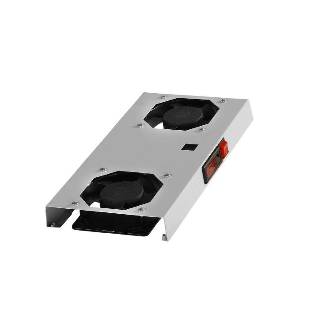 Аксесоар Formrack Cooling unit with 2 fans and digital thermostat for wall mounting 19 racks F024F2VT