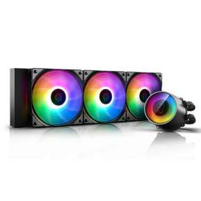 Охлаждаща система DeepCool CASTLE 360RGB V2