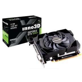 Видео карта Inno3D GeForce GTX 1050 Ti Compact