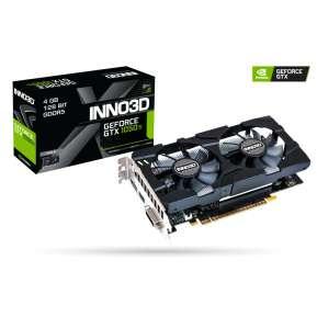 Видео карта Inno3D GeForce GTX 1050 Ti Twin X2