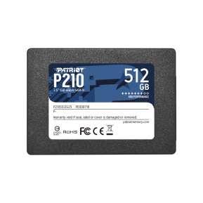 Твърд диск Patriot P210 512GB SATA3 2.5