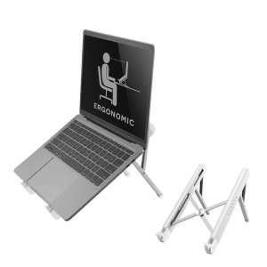 Стойка NewStar Foldable Notebook Desk Stand (ergonomic)