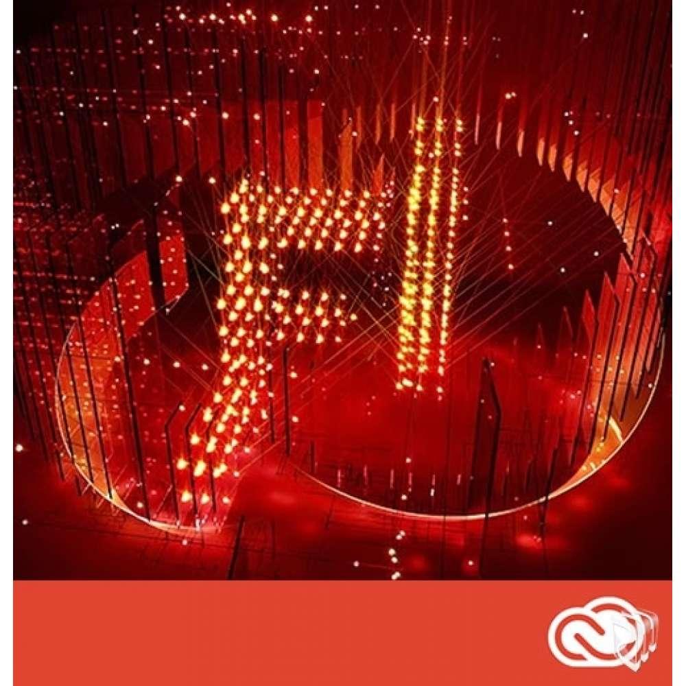 Лиценз за ползване на програмен продукт Adobe Animate CC / Flash Pro CC 1 user 1 year 65297549BA01A12