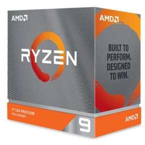 Процесор AMD Ryzen 9 3900XT