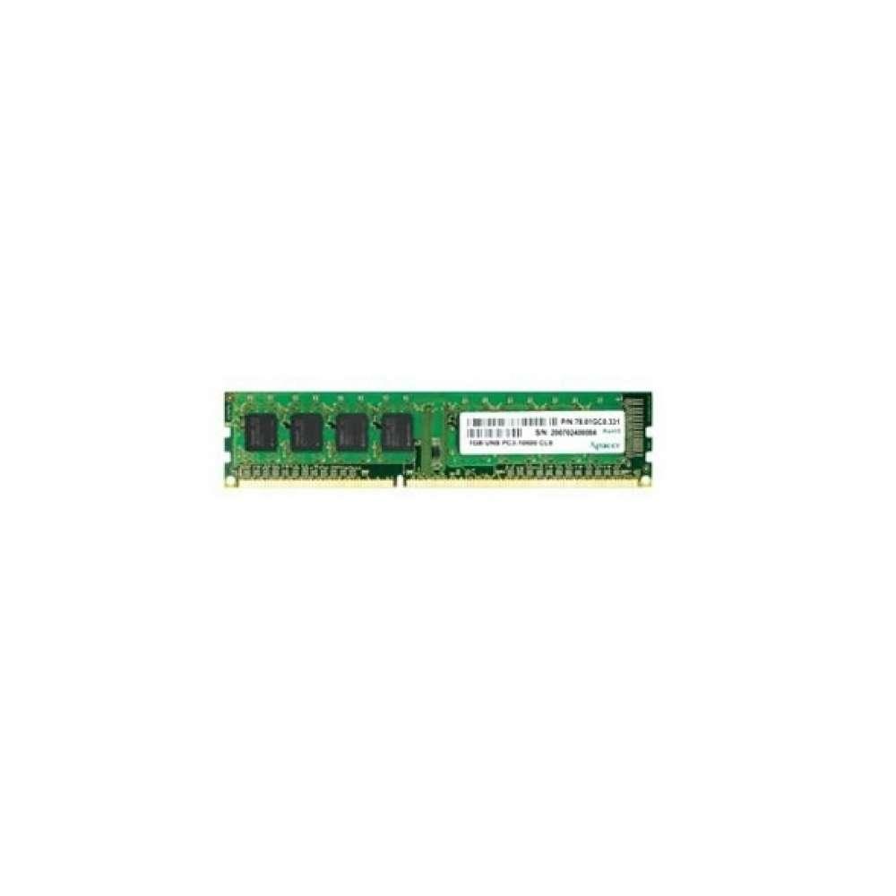 Памет Apacer 4GB Desktop Memory - DDR3 DIMM PC10600 512x8 @ 1333MHz AU04GFA33C9TBGC