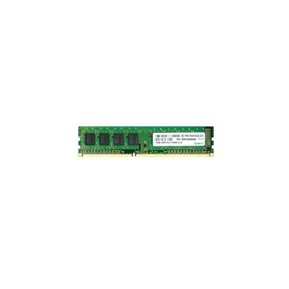 Памет Apacer 4GB Desktop Memory - DDR3 DIMM PC12800 512x8 @ 1600MHz AU04GFA60CATBGC