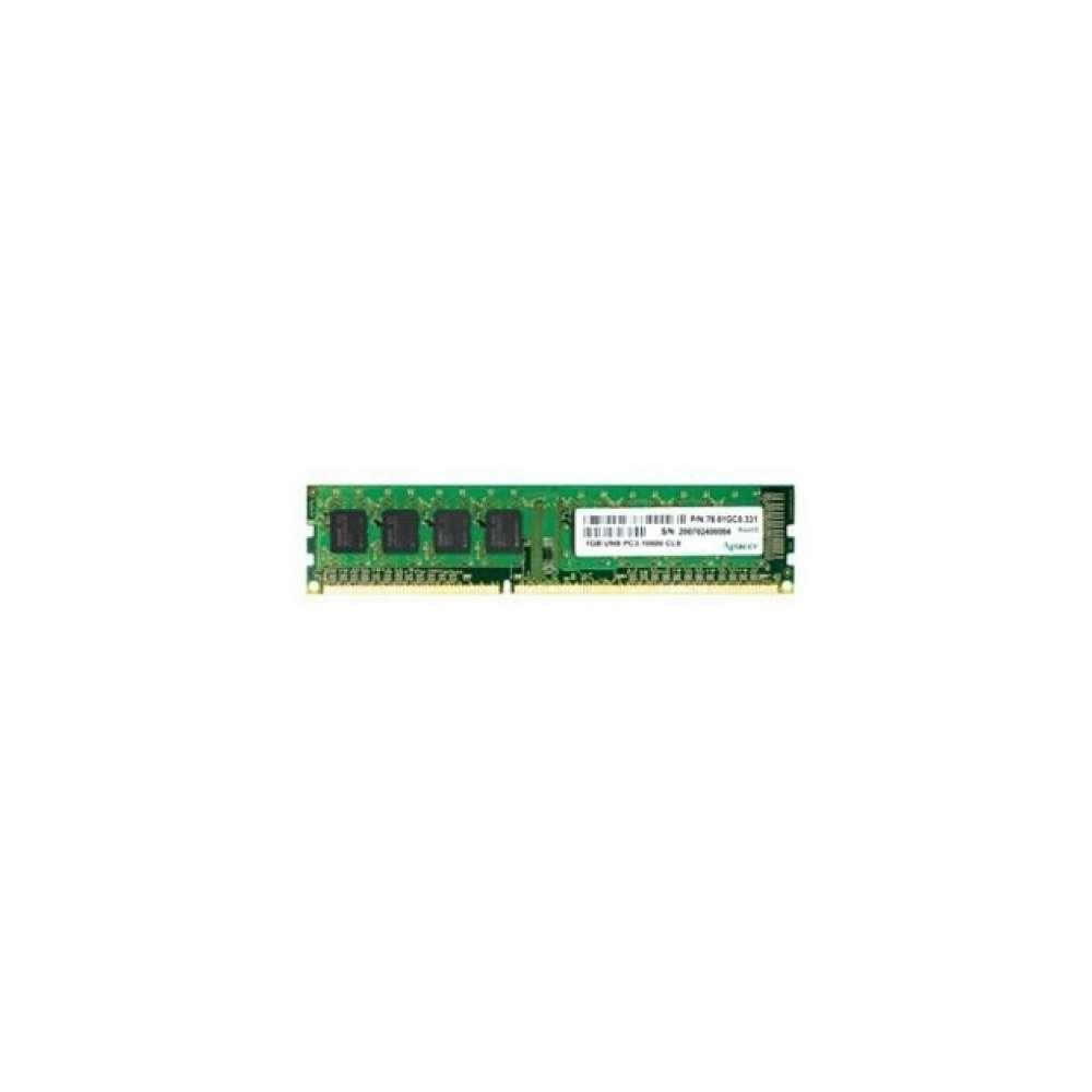 Памет Apacer 8GB Desktop Memory - DDR3 DIMM PC12800 512x8 @ 1600MHz AU08GFA60CATBGC