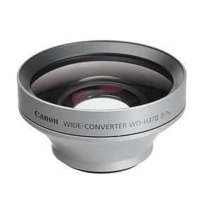 Аксесоар Canon WD-H37II wide converter (for HF11/HG20/21)