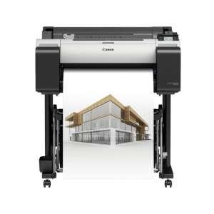 Мастилоструен плотер Canon imagePROGRAF TM-205 + Canon Printer Stand SD-23