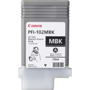 Консуматив Canon Pigment Ink Tank PFI-102 Matte Black for iPF500