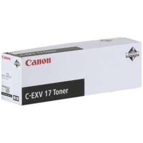 Консуматив Canon Toner C-EXV 17 Black