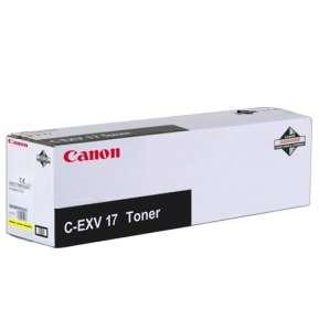 Консуматив Canon Toner C-EXV 17 Yellow