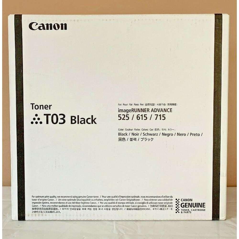 Консуматив Canon Toner T03 2725C001AA