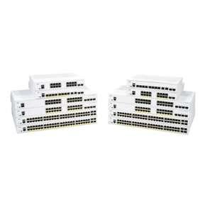 Комутатор Cisco CBS250 Smart 8-port GE