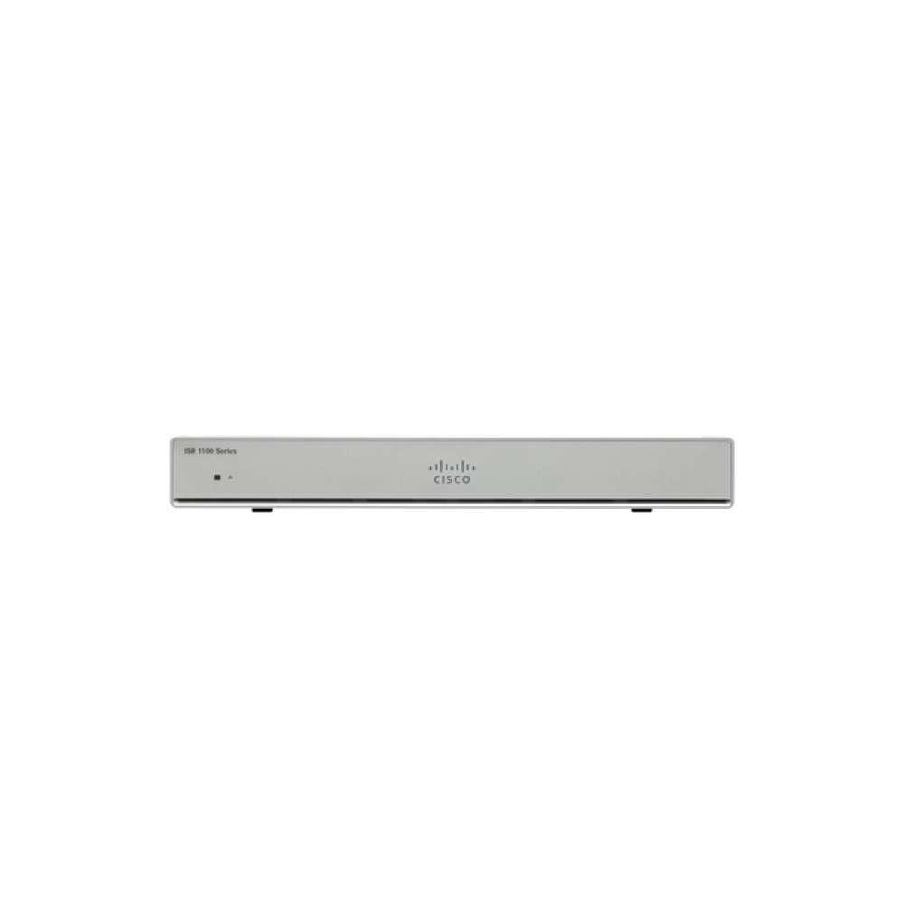 Рутер Cisco ISR 1100 8 Ports Dual GE WAN Ethernet Router C1111-8P