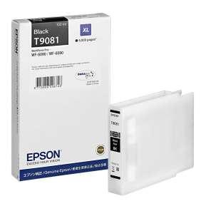 Консуматив Epson WF-6xxx Series Ink Cartridge XL Black