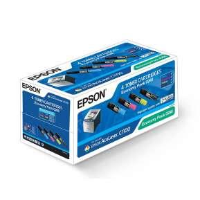 Консуматив Epson AL-C1100 Economy Pack