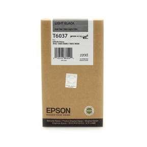 Консуматив Epson 220ml Light Black for Stylus Pro 7880/9880/7800/9800