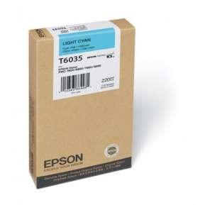 Консуматив Epson 220ml Light Cyan for Stylus Pro 7880/9880/7800/9800