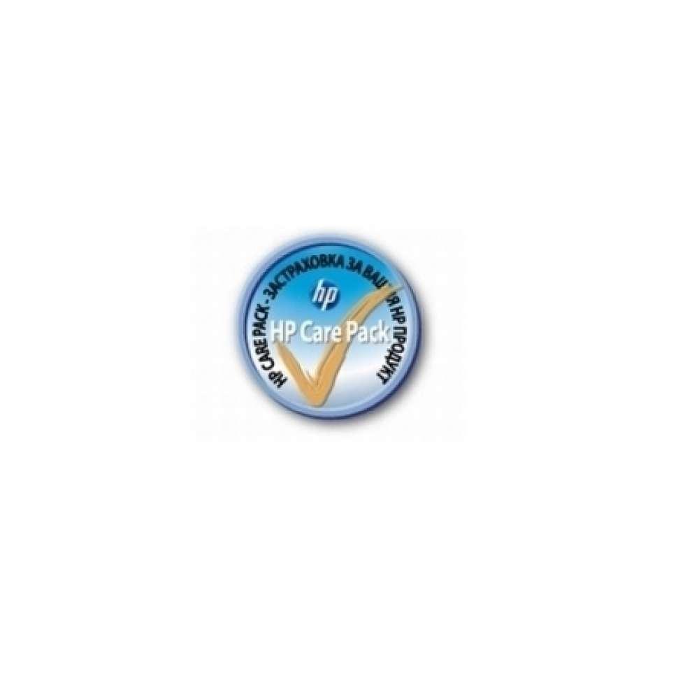Допълнителна гаранция HP Care Pack (5Y) - HP monitors Medium (17 inches - 19 inches) U7935E