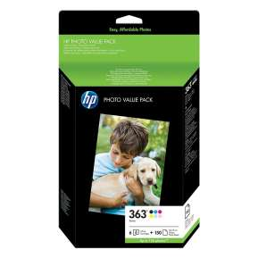 Хартия HP 363 Series Photo Value Pack-150 sht/10 x 15 cm