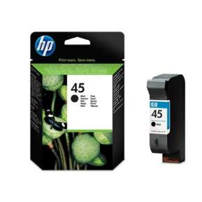 Консуматив HP 45 Large Black Inkjet Print Cartridge