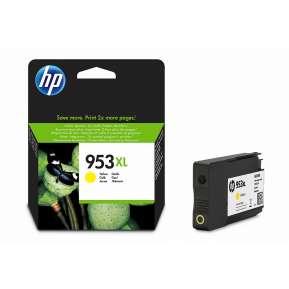 Консуматив HP 953XL High Yield Yellow Original Ink Cartridge
