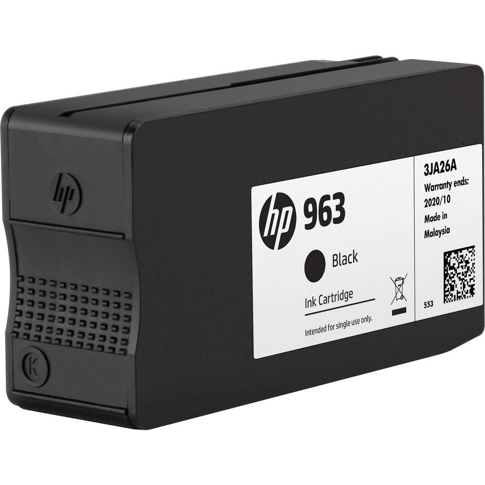Консуматив HP 963 Black Original Ink Cartridge 3JA26AE