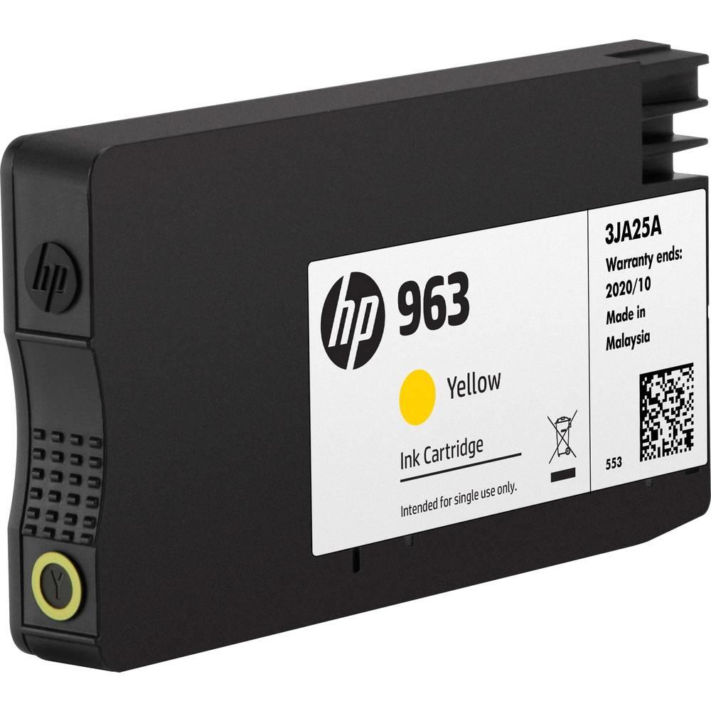 Консуматив HP 963 Yellow Original Ink Cartridge 3JA25AE