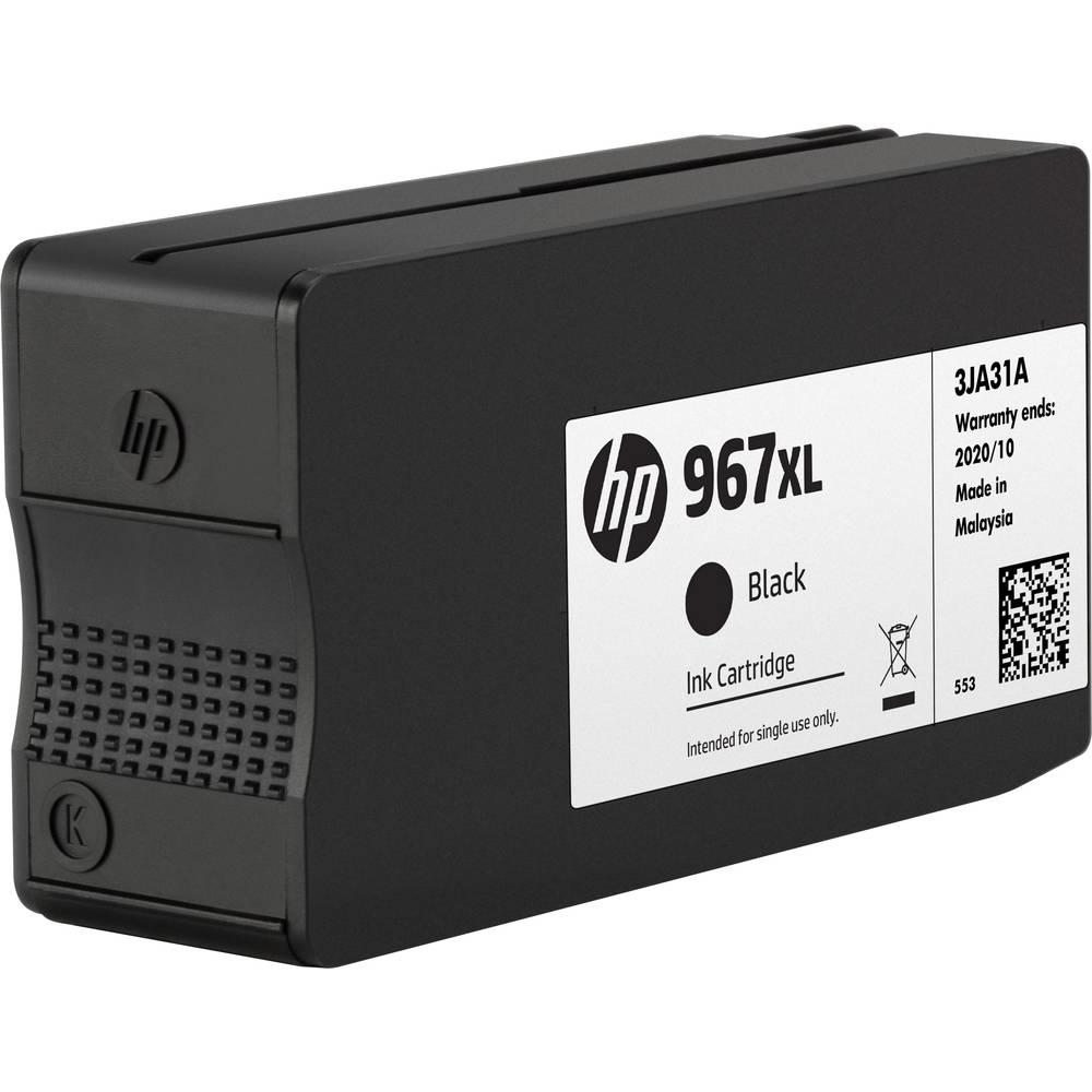 Консуматив HP 967XL Extra High Yield Black Original Ink Cartridge 3JA31AE