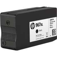 Консуматив HP 967XL Extra High Yield Black Original Ink Cartridge 3JA31AE