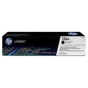 Консуматив HP 126A Black LaserJet Toner Cartridge