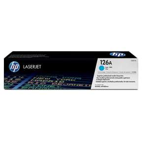 Консуматив HP 126A Cyan LaserJet Toner Cartridge