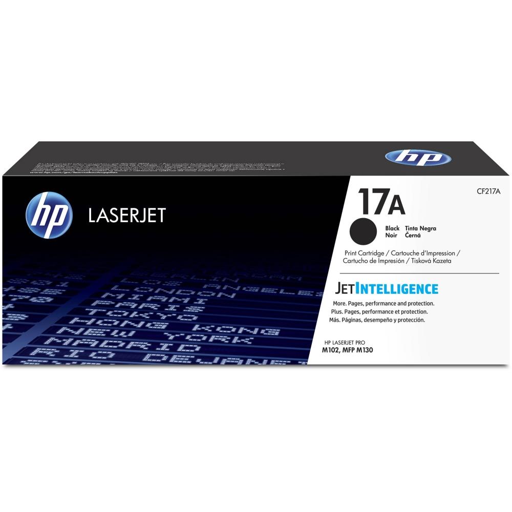 Консуматив HP 17A Black Original LaserJet Toner Cartridge (CF217A) CF217A