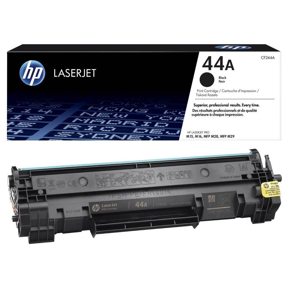 Консуматив HP 44A Black Original LaserJet Toner Cartridge CF244A