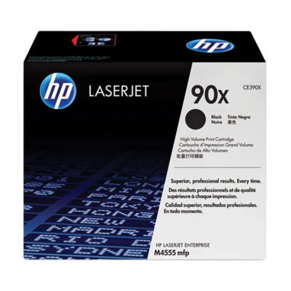 Консуматив HP 90X Black LaserJet Toner Cartridge CE390X