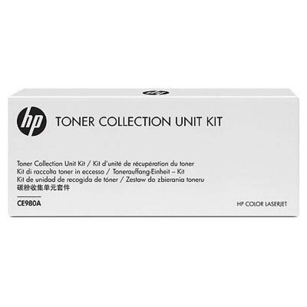 Консуматив HP Color LaserJet Toner Collection Unit CE980A