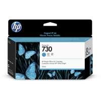 Консуматив HP 730 130-ml Cyan Ink Cartridge P2V62A